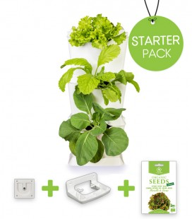 Starter Pack Vertikaler Gemüsegarten von Minigarden