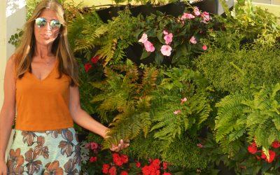 Im Garten mit … Carmen Ferreira